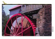 Big Red Wheel Carry-all Pouch