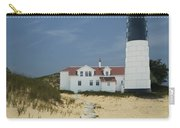Big Sable Lighthouse In Ludington Michigan Number 3 Carry-all Pouch