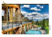 Big Sky Ski Resort Montana Carry-all Pouch