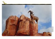 Big Thunder Bighorns Carry-all Pouch