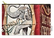 Big Top Elephants Carry-all Pouch