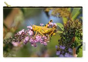 Big Yellow Grasshopper Carry-all Pouch