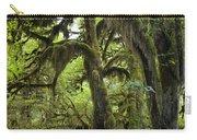 Bigleaf Maple Acer Macrophyllum Carry-all Pouch