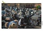 Biker Bear Carry-all Pouch