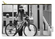 Biker Chick Carry-all Pouch