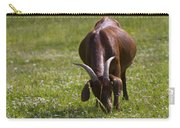 Billy Goat Or Nanny Goat  Carry-all Pouch