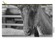 Billy The Ham Monochrome Carry-all Pouch