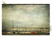 Biloxi Bay Bridge Carry-all Pouch