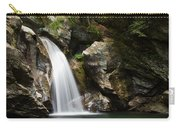 Bingham Falls Stowe Vermont Carry-all Pouch