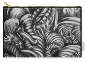 Biomorphic Carry-all Pouch