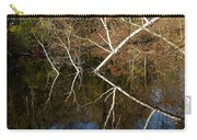 Birch Lake Reflections Carry-all Pouch