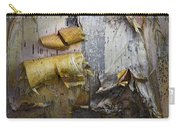 Birch Tree Bark No.0863 Carry-all Pouch