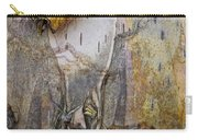 Birch Tree Bark No.0889 Carry-all Pouch