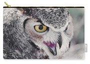 Bird 4 Carry-all Pouch