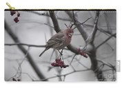 Bird And Berry 3 Carry-all Pouch