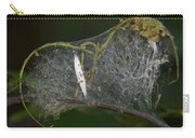 Bird-cherry Ermine Caterpillars Carry-all Pouch