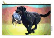 Bird Dog Carry-all Pouch