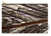 Bird Feather Carry-all Pouch