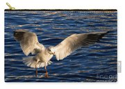 Bird Flying Carry-all Pouch