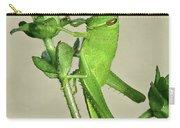 Bird Grasshopper Nymph Carry-all Pouch