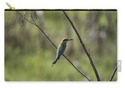 Bird Of Color Carry-all Pouch