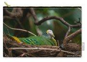 Bird On Nest Carry-all Pouch