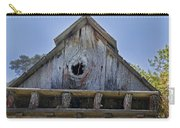 Birdhouse In Cambria Carry-all Pouch