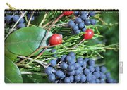 Birdies Bounty Carry-all Pouch by Kristin Elmquist