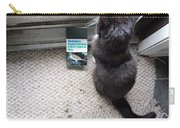 Birding Cat One Carry-all Pouch
