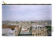 Panoramic Paris Carry-all Pouch