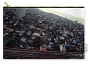 Birds Eye View Of The Pasay City Carry-all Pouch