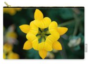 Bird's Foot Trefoil Carry-all Pouch