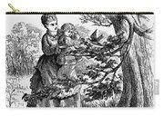Birds Nest, 1873 Carry-all Pouch