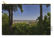 Birmingham Through The Trees Carry-all Pouch