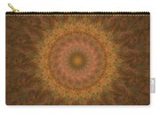 Birthing Mandala 18 Carry-all Pouch