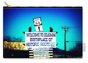 Birthplace Of Route 66 Carry-all Pouch