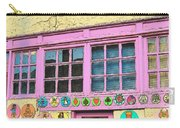 Colorful Building Bisbee Az Carry-all Pouch
