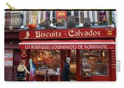 Biscuits And Calvados Carry-all Pouch