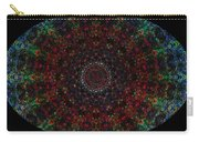 Bizzmuzz Oval Mandala Carry-all Pouch