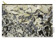 Black And White Abstract IIi Carry-all Pouch