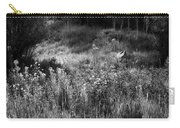 Black And White Dreams Carry-all Pouch