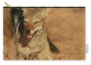 Black-backed Jackal Carry-all Pouch