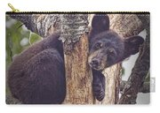 Black Bear Cub No 3224 Carry-all Pouch