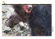 Black Bear Bloodied Lunch Carry-all Pouch