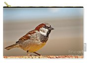 Black-chinned Sparrow Carry-all Pouch