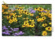 Black Eyed Susan In Castle Garden Carry-all Pouch