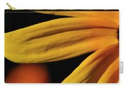 Black Eyed Susan Petal Carry-all Pouch