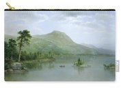 Black Mountain From The Harbor Islands - Lake George Carry-all Pouch