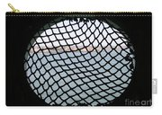Black Net Carry-all Pouch