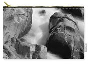 Black River Cascade Detail Carry-all Pouch